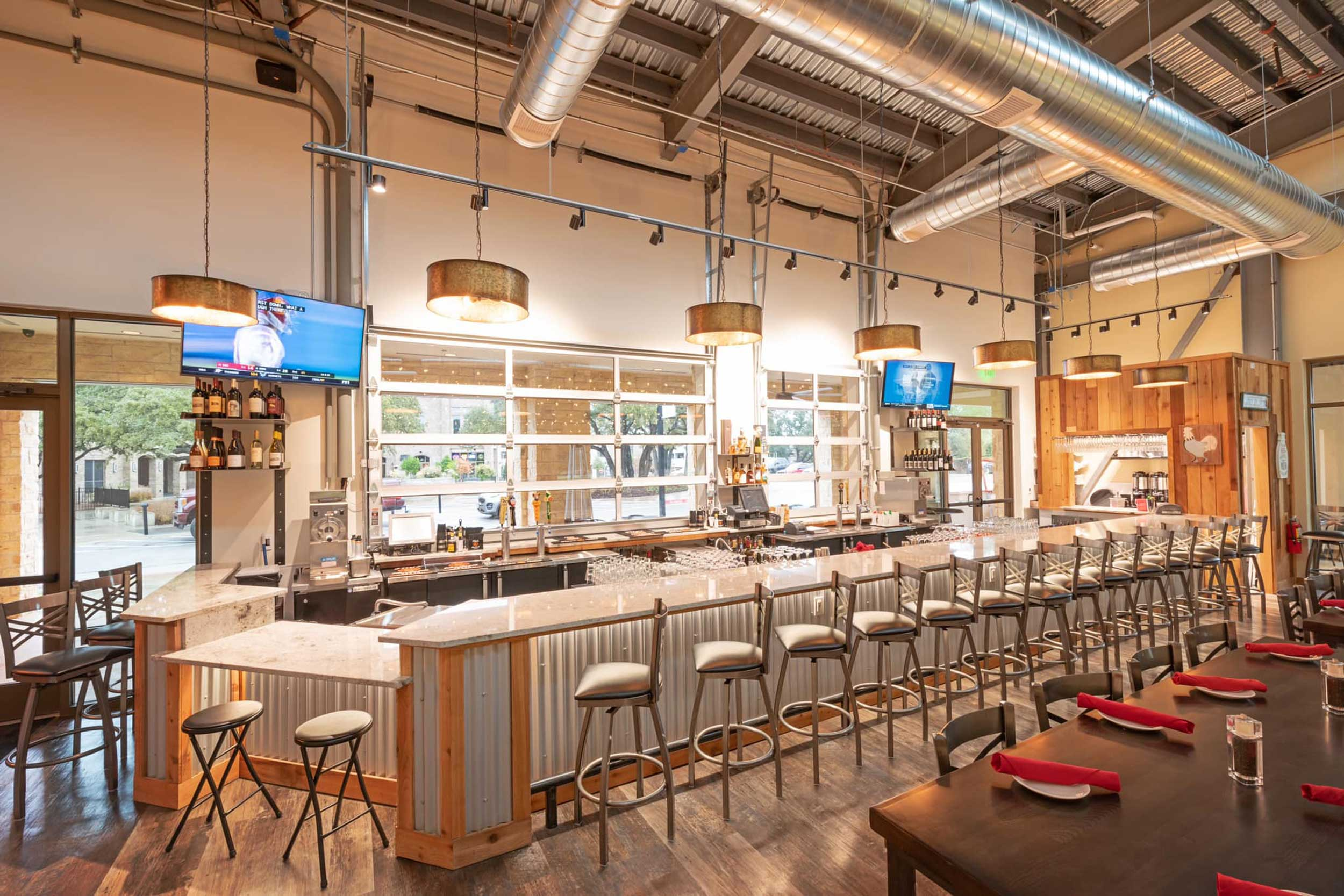 2020 Who We Are - Bar Interior