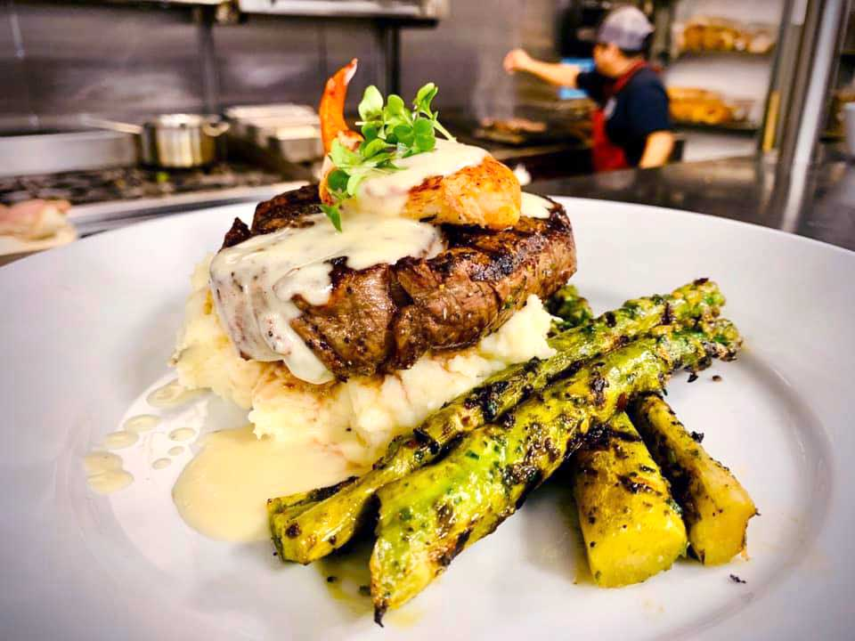 2020 Market Scratch Kitchen Surf & Turf special