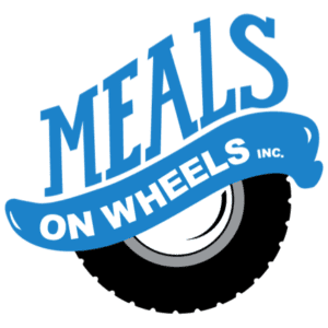 We work with meals on wheels