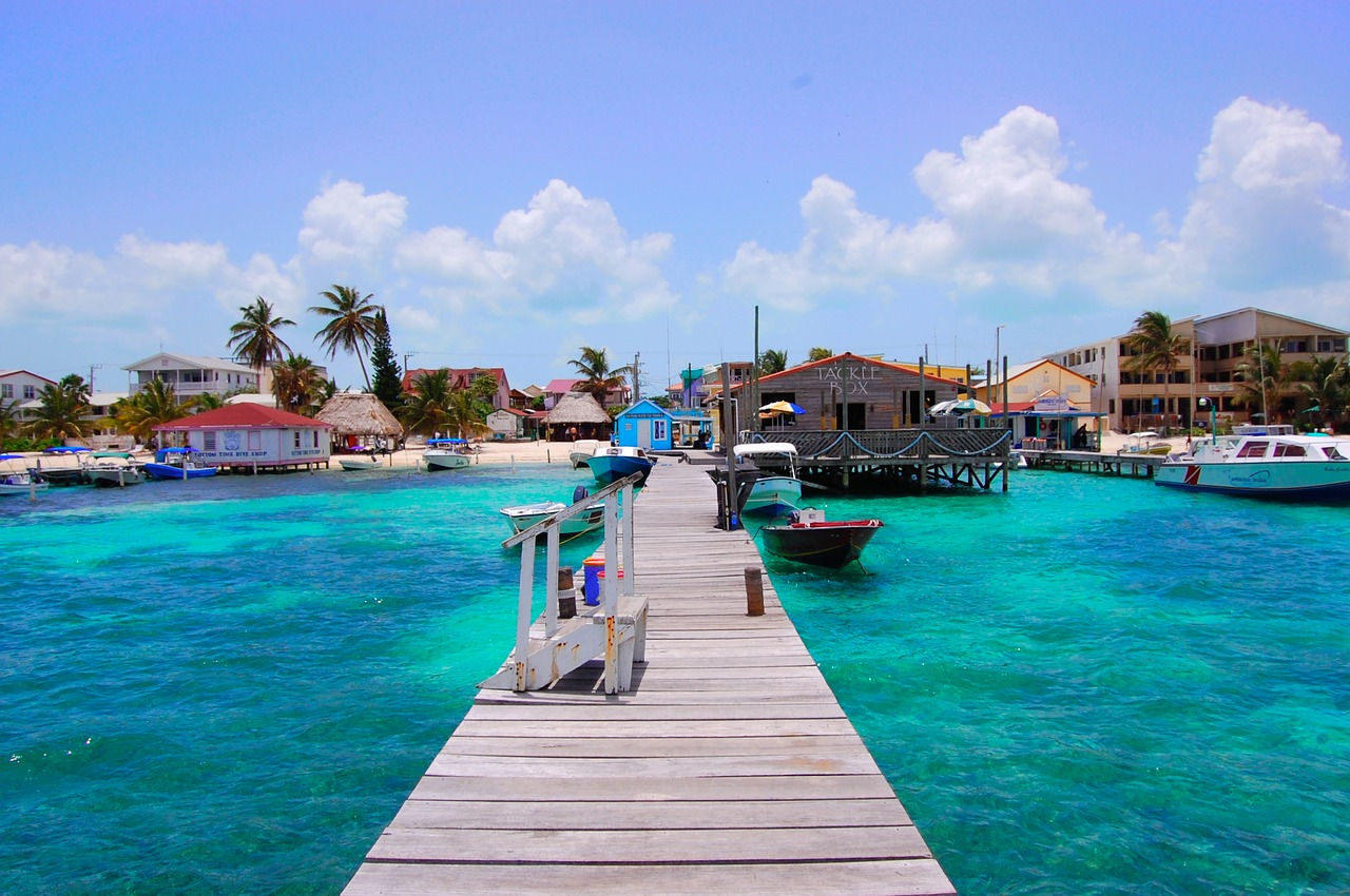 A Short History of Ambergris Caye, Belize