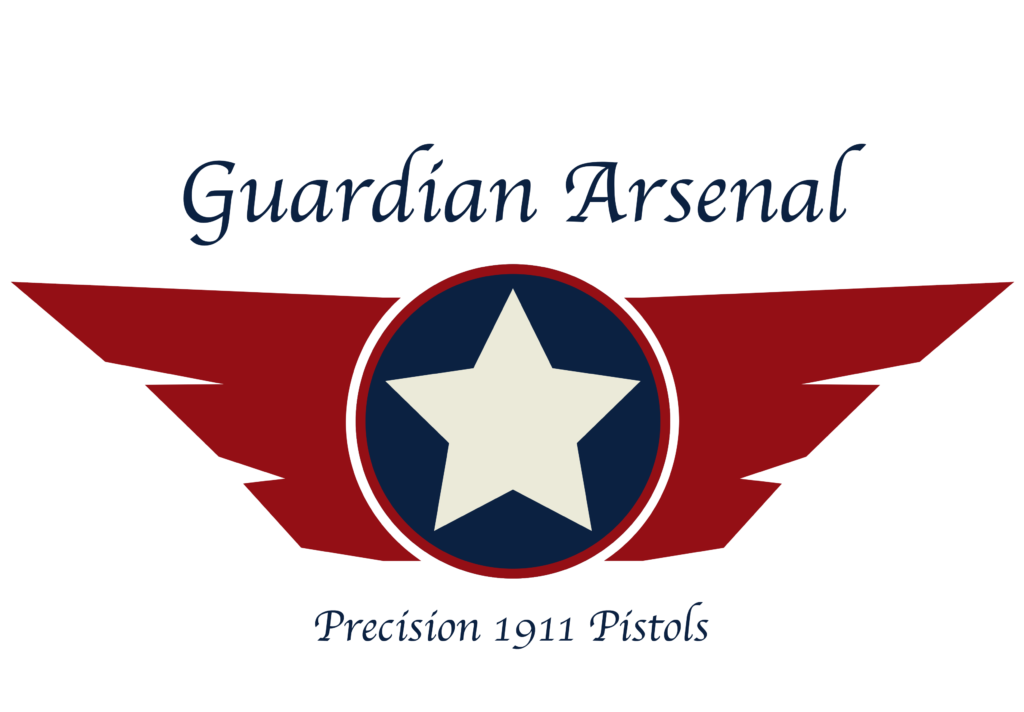 Precision Pistols Color Logo shirt