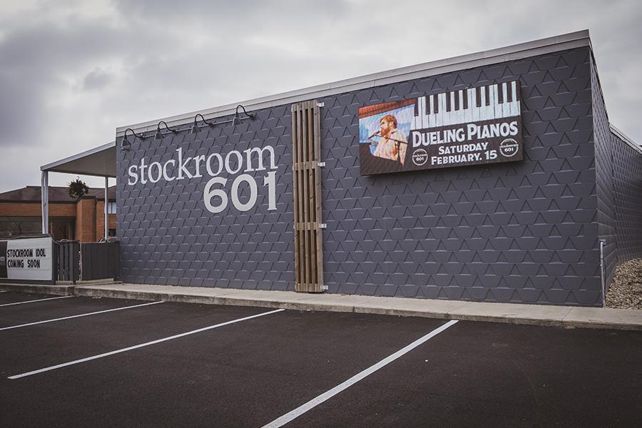 Stockroom Outside