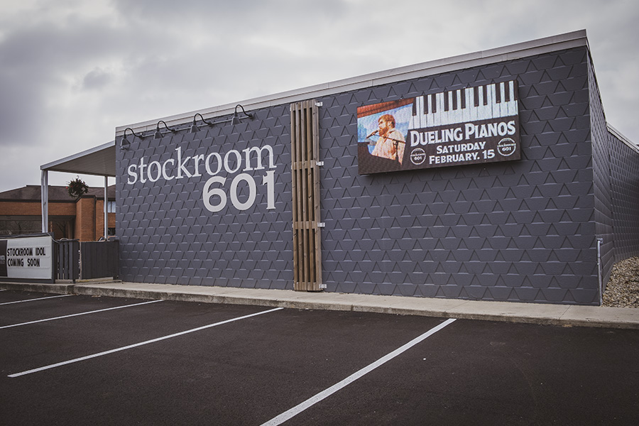Stockroom Outside