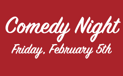 Comedy Night Website