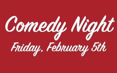 Comedy Night Website