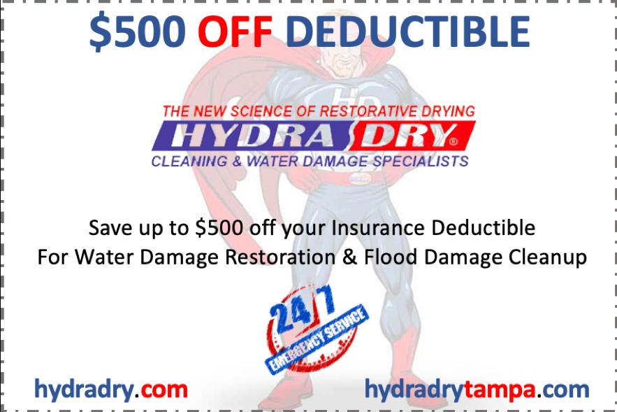 Water Damage Restoration Orlando