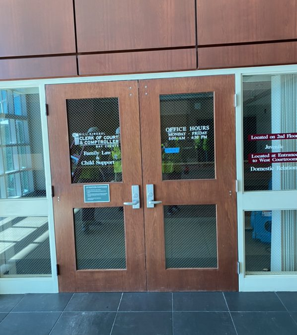 Bay County Juvenile Courthouse Panama City