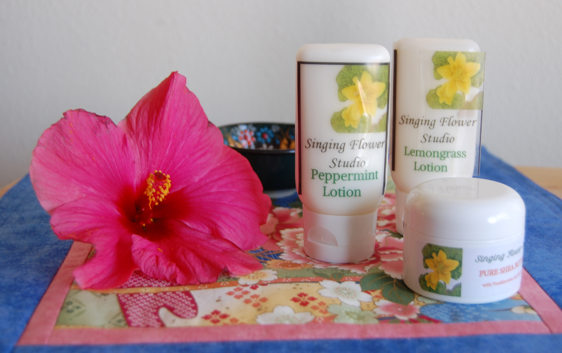 Singing Flower Products Make Great Gifts for Vegans