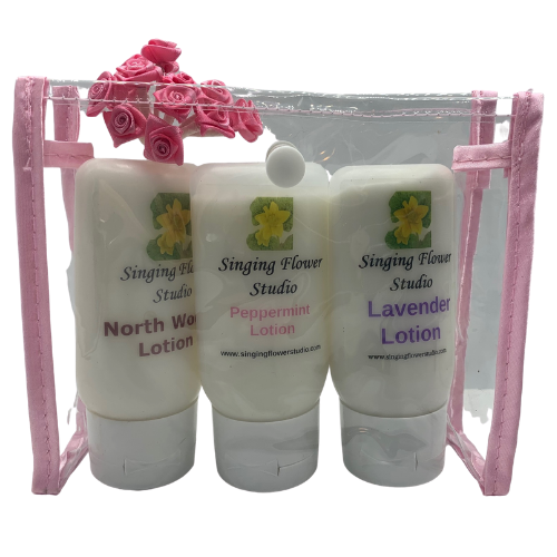 lotion gift basket
