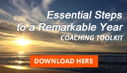 Essential Steps to a Remarkable Year Coaching Toolkit