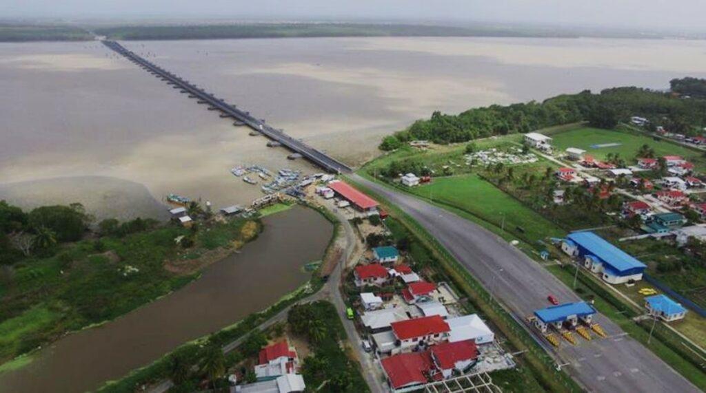 Berbice River Bridge