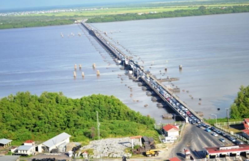 Demerara Harbour Bridge toll increases necessary for self sufficiency