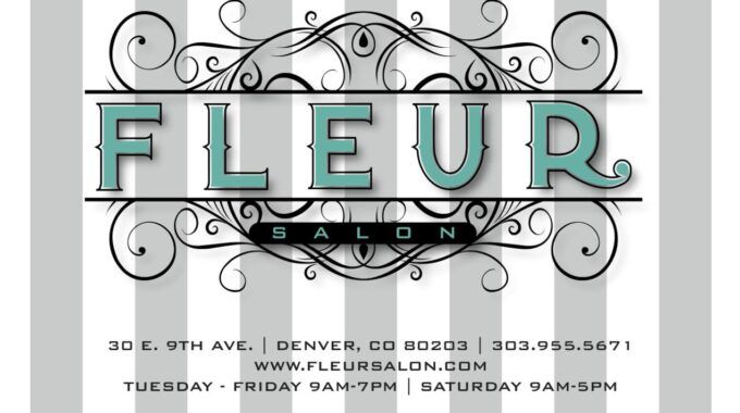 Turning Heads With Fleur Salon, Growing Client List