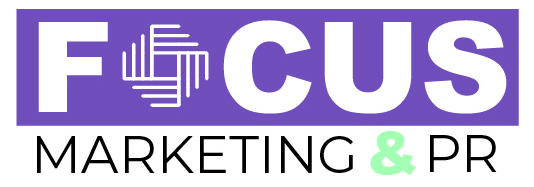 Can't Rush Perfection: New Focus Marketing & PR Logo; Website Redesign Coming Soon