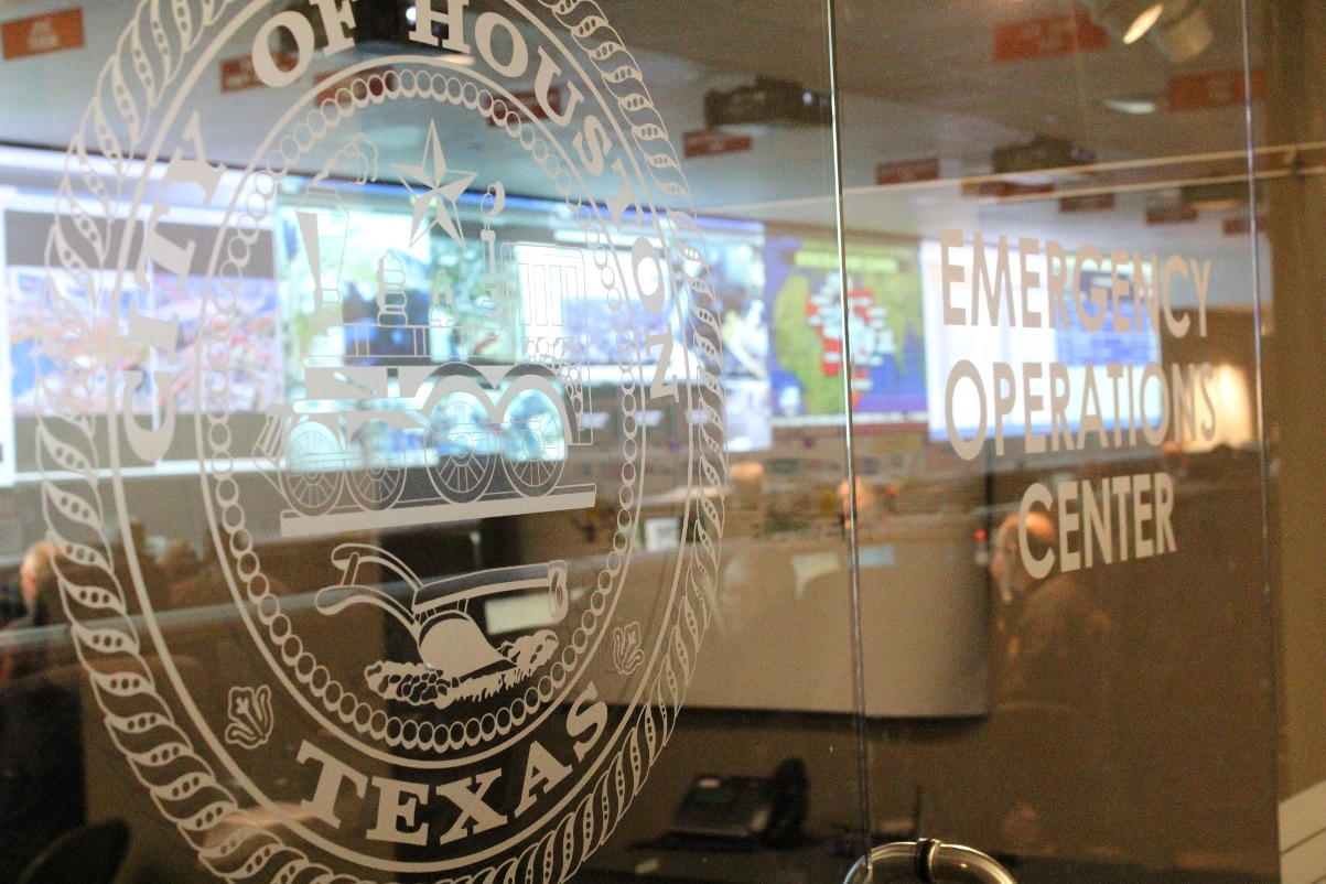City's Emergency Operations Center