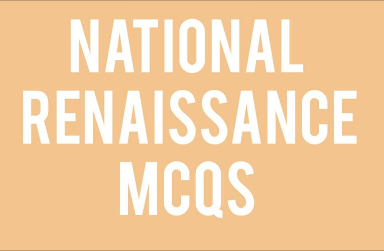 national renaissance tnpsc