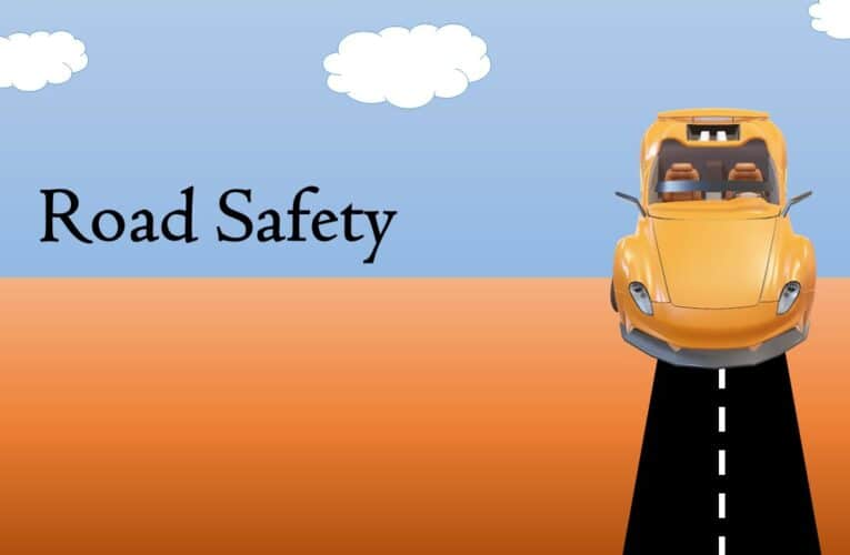 Road Safety ppt