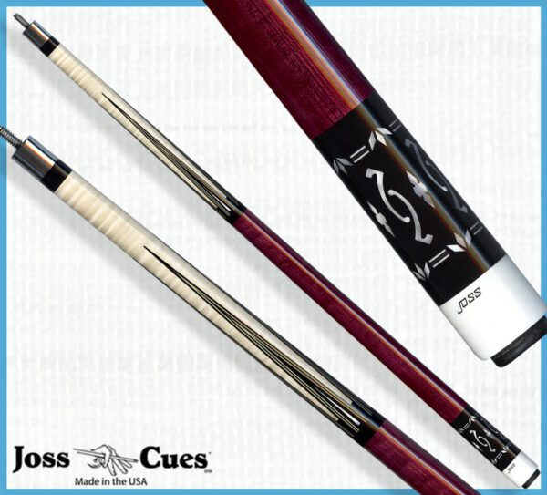 image Joss Northeast 9 ball tour cue 2019-20