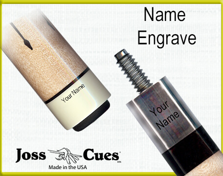 image Name Engrave on Butt