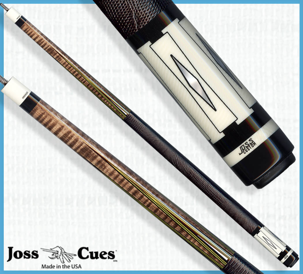 Image collector cue one of a kind Joss Model HM2100