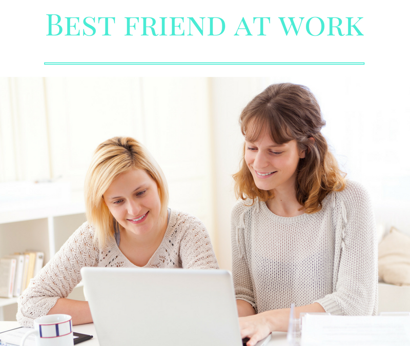Best friend at work – good or bad or generational?