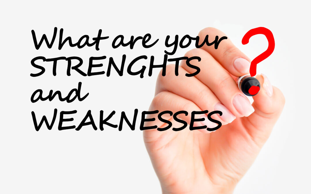 What is your greatest strength? – Strangest Answer