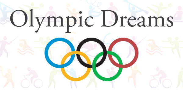 Olympic dreams driven by Affirmations