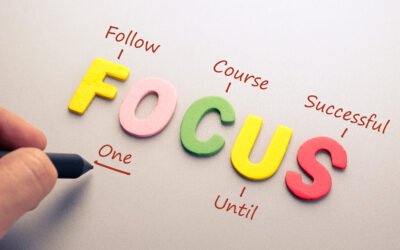 Focus:  9 tips to help you stay on track
