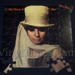 "Barbra Streisand ""My Name Is Barbra, Two"" Album Cover Jigsaw Puzzle"
