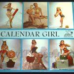 """Julie London - """"Calendar Girl"""" Vinyl LP Record Album gatefold cover"""