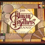 "Allman Brothers Band - ""Enlightened Rogues"" Vinyl LP Record Album gatefold cover"