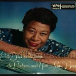 "Ella Fitzgerald - ""Sings The Rogers & Hart Song Book"" Vinyl LP Record Album gatefold cover"