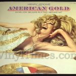"Henry Jerome - ""American Gold"" Vinyl LP Record Album gatefold cover"