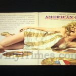 "Henry Jerome - ""American Gold"" Vinyl LP Record Album gatefold cover"