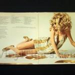 "Henry Jerome - ""American Gold"" Vinyl LP Record Album gatefold cover inside"