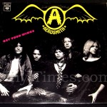 "Aerosmith - ""Get Your Wings"" Vinyl LP Record Album"
