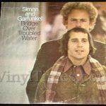 "Simon & Garfunkel - ""Bridge Over Troubled Water"" Vinyl LP Record Album"