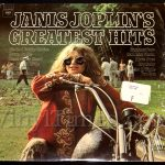 "Janis Joplin - ""Greatest Hits"" Vinyl LP Record Album"
