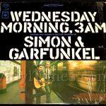 "Simon & Garfunkel - ""Wednesday Morning, 3AM"" Vinyl LP Record Album"