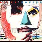 "Billy Squier - ""Signs Of Life"" Vinyl LP Record Album"