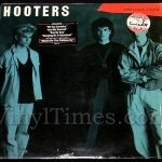 "Hooters - ""Nervous Night"" Vinyl LP Record Album"