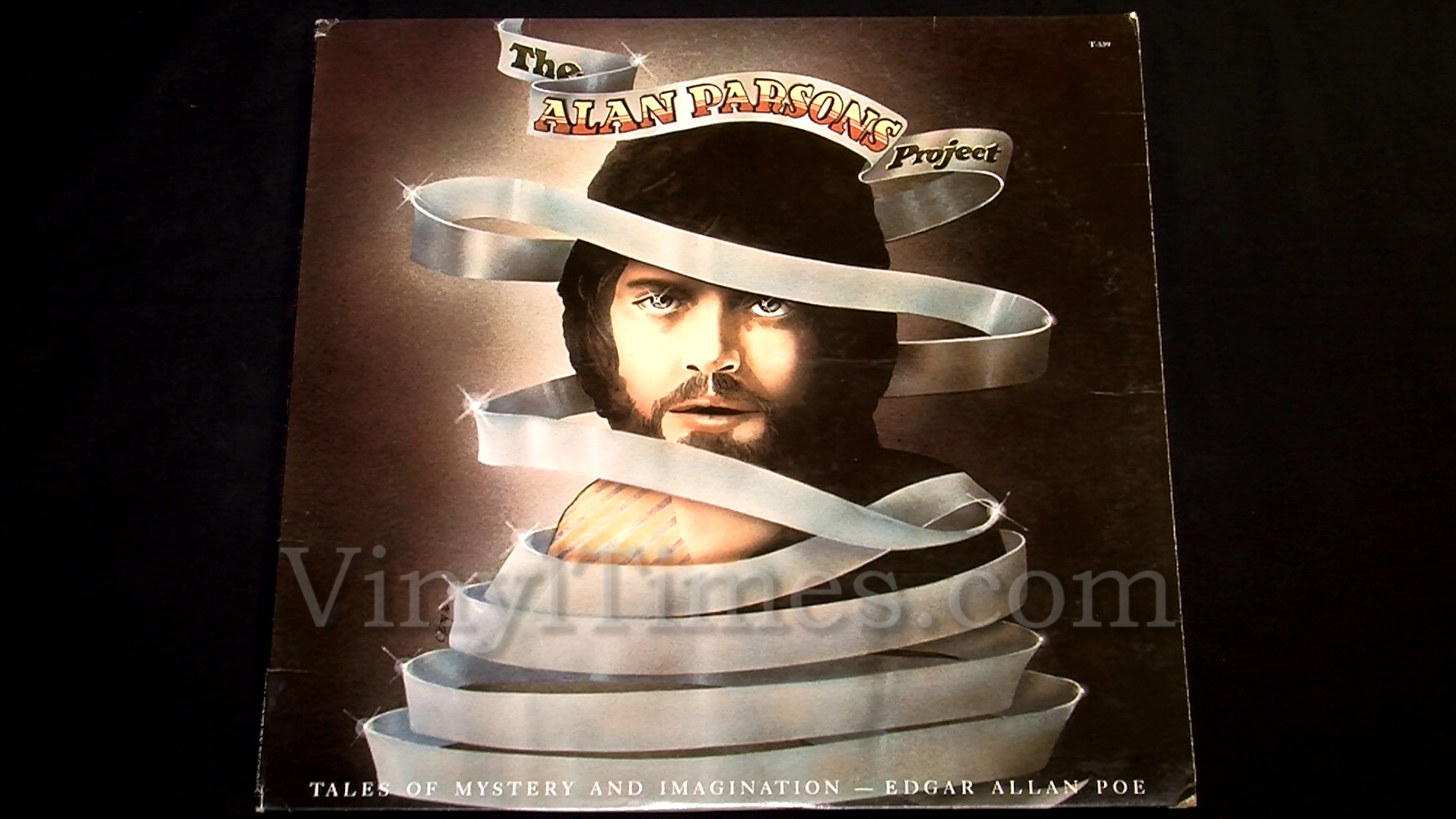 """Alan Parsons Project - """"Tales of Mystery And Imagination - Edgar Allan Poe"""" Vinyl LP Record Album"""