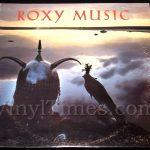 "Roxy Music - ""Avalon"" Vinyl LP Record Album"