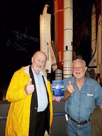 CLIMATIZED GOES TO NASA