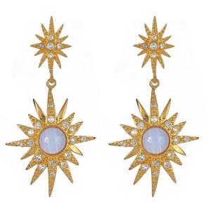 radiant earring