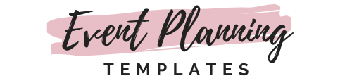 Event Planning Templates