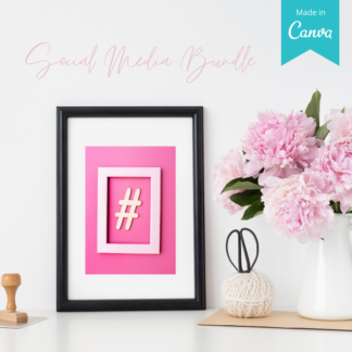 social media bundle for wedding planners