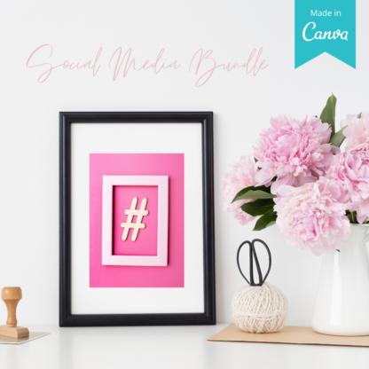 social media bundle for wedding planners
