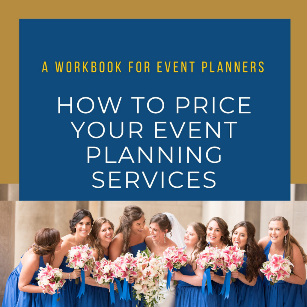 Event Planning pricing services
