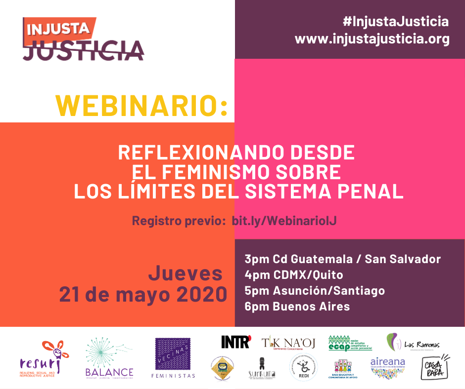 Webinario_InjustaJusticia